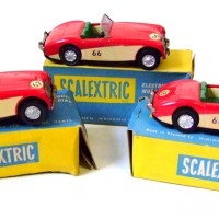 A collection of Scalextric Hammer: In excess of £5000