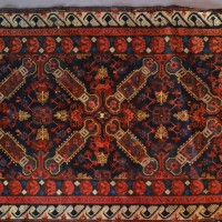 A North West Persian Woollen Rug Hammer: £580