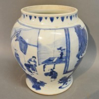 A 19th Century Chinese Porcelain Vase Hammer £6,500